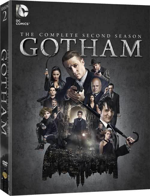 Gotham temporada 2 f lmico Gotham temporada 3 espanol