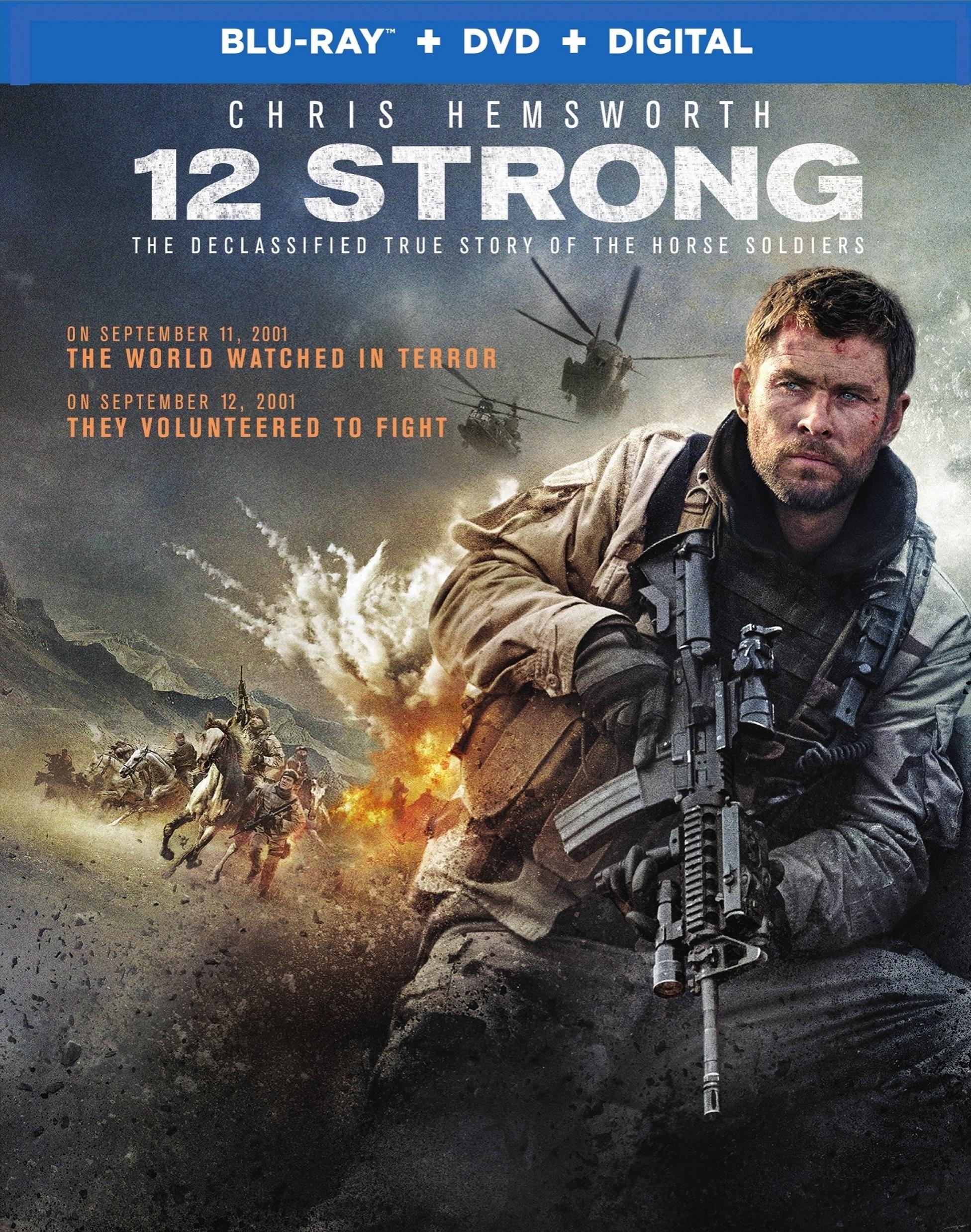 12 Strong Trailer Deutsch
