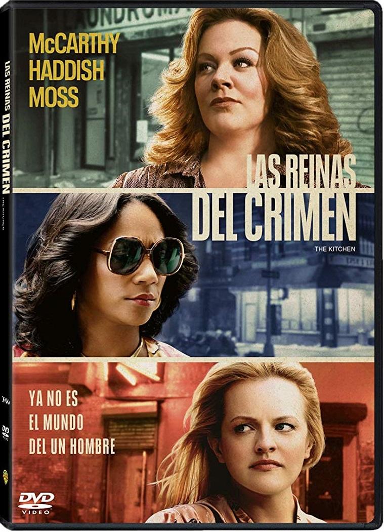 Las Reinas del Crimen DVD – fílmico