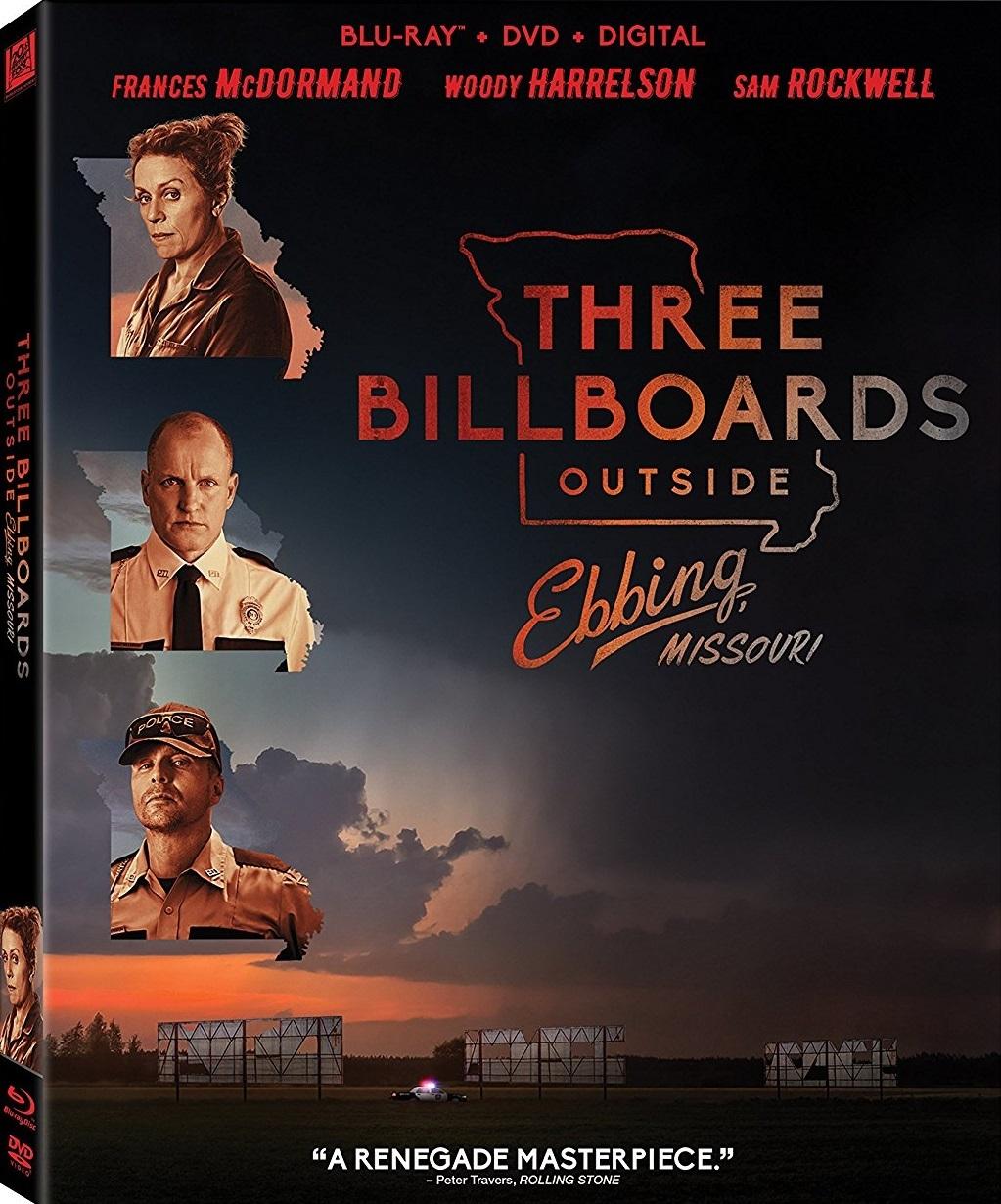 Three Billboards Outside Ebbing Missouri Mediathek