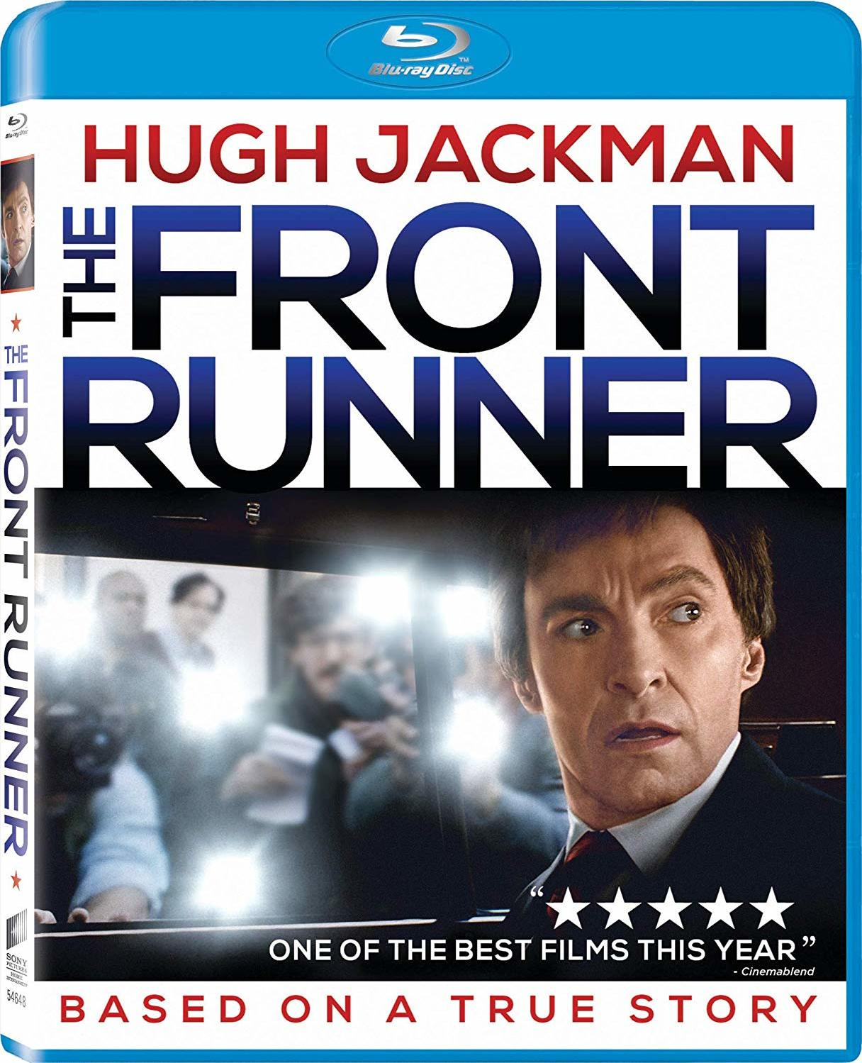 The Front Runner Blu-Ray - fílmico